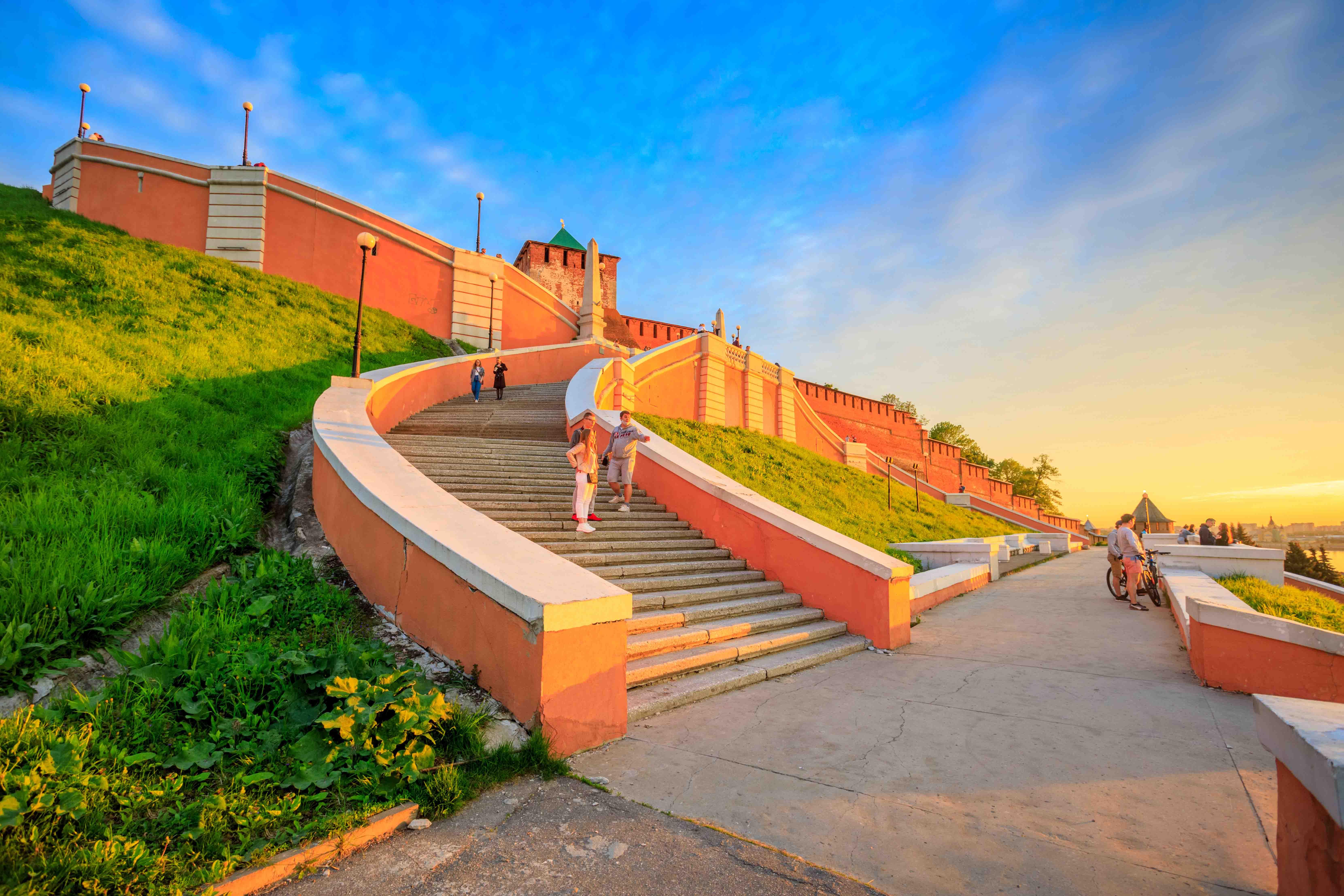 Портал Russia Travel опубликовал обновленные правила посещения туристами Нижегородской области