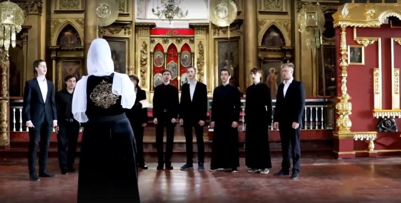 Арзамасский Музей русского патриаршества провел пасхальный онлайн-концерт церковной музыки