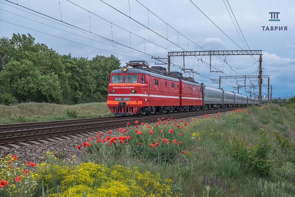 Новый пассажирский поезд маршрутом Вологда – Симферополь будет следовать через Нижегородскую область