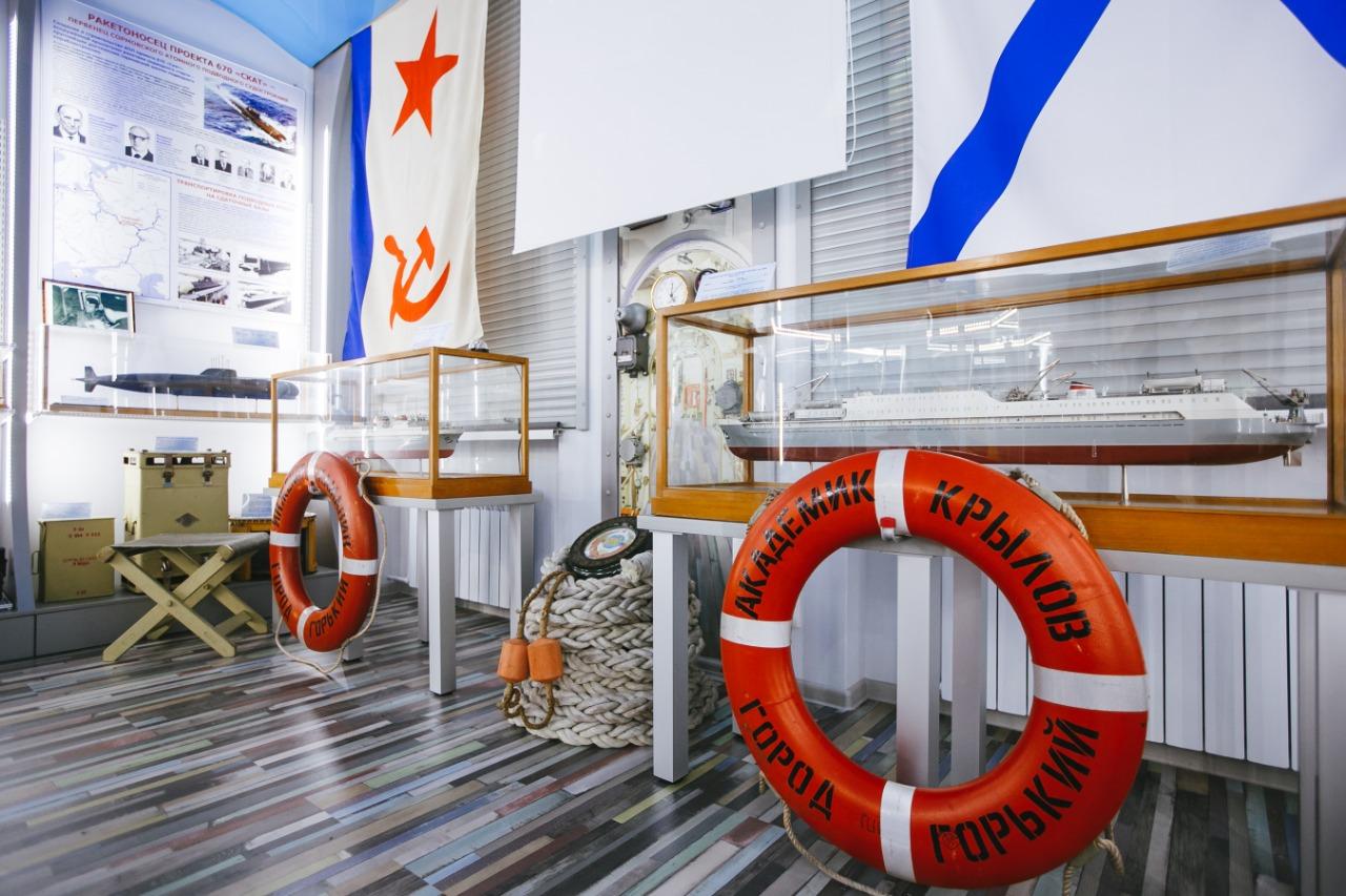 В Музее истории завода «Красное Сормово» открылась новая экспозиция