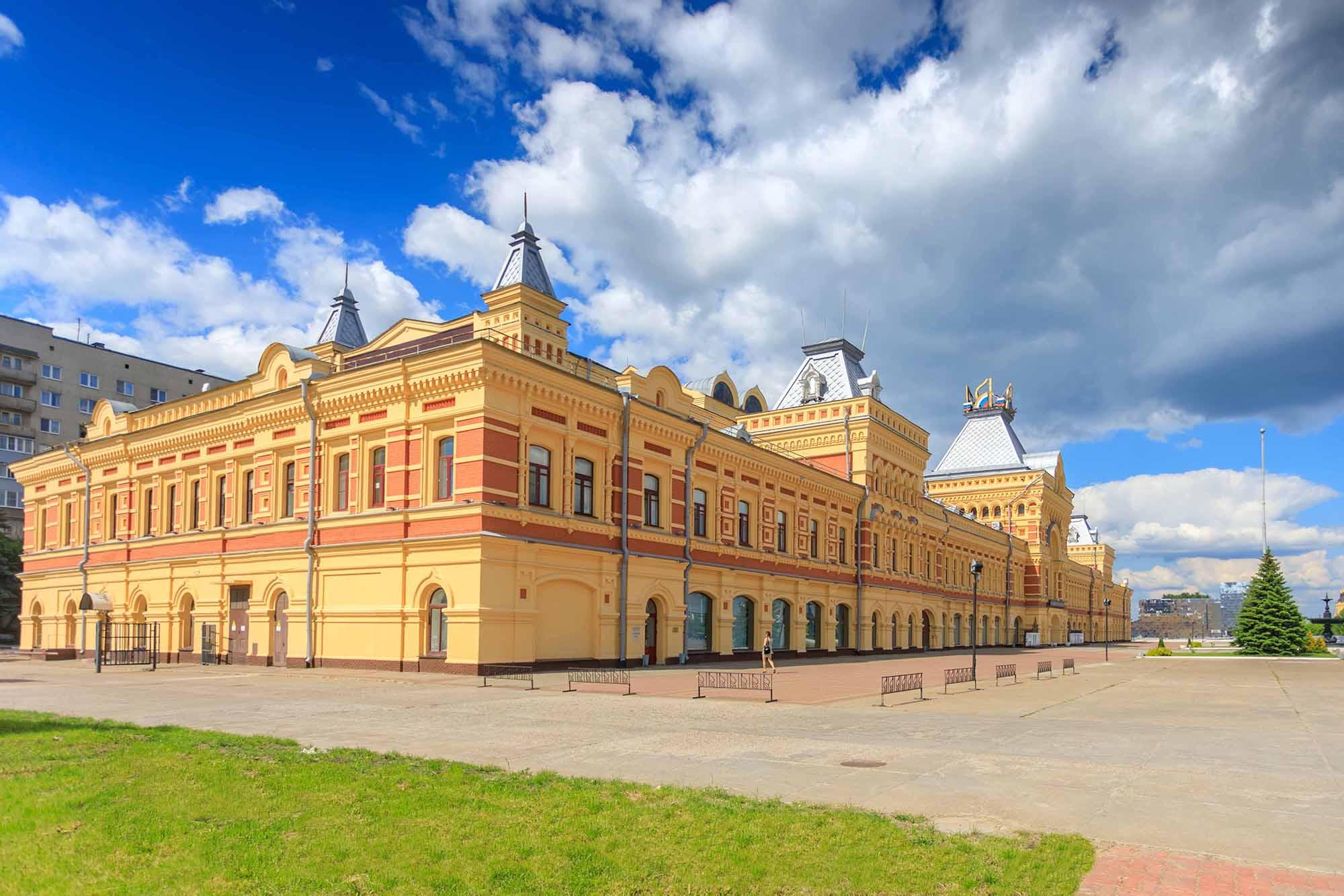 В Нижнем Новгороде объявлен конкурс графического дизайна «Айдентика Нижегородской ярмарки»