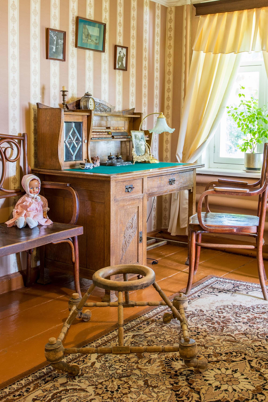 Литературно-мемориальный музей Гайдара