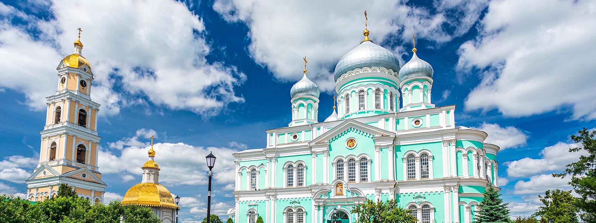 Свято-Троицкий Серафимо-Дивеевский женский монастырь