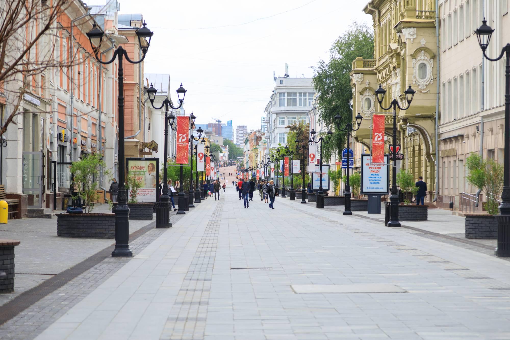 Нижегородская область перешла ко второму этапу снятия ограничений с 7 августа