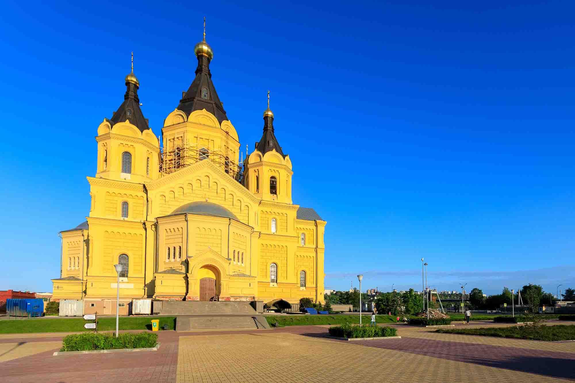 Расписание онлайн-трансляций богослужений с 17 по 23 августа