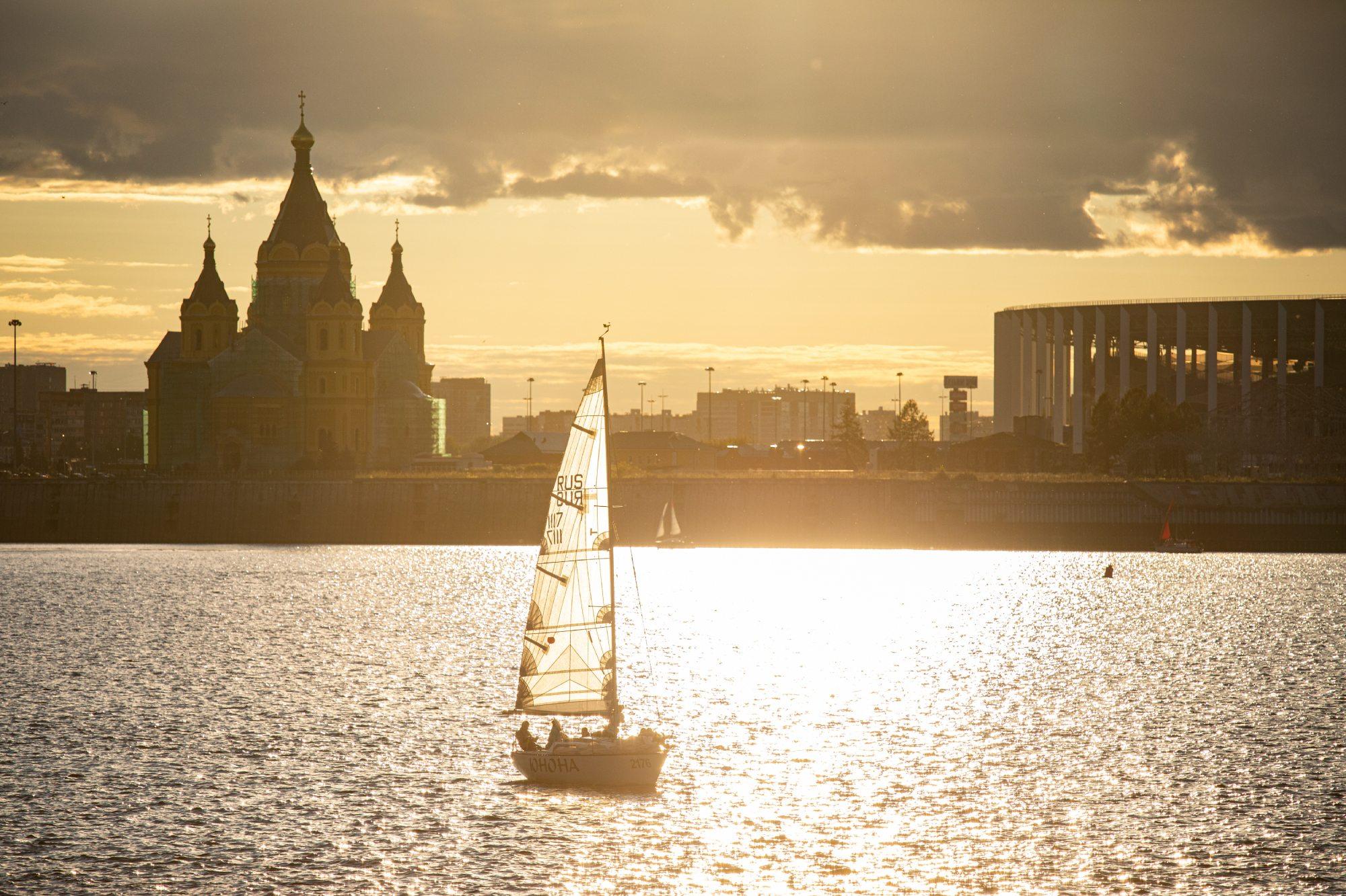 День города в Нижнем Новгороде
