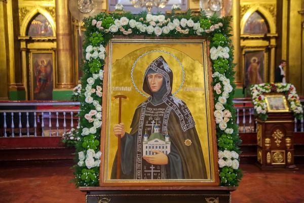Торжества в честь преподобной Олимпиады Киевской и Арзамасской пройдут в Арзамасе 19 и 20 августа