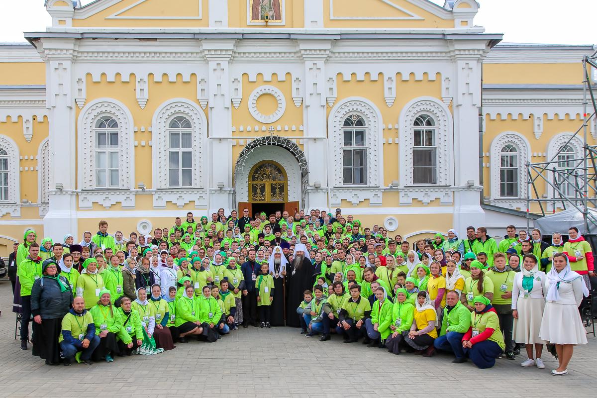 Завершен прием заявок на конкурс «Волонтер преподобного Серафима Саровского»