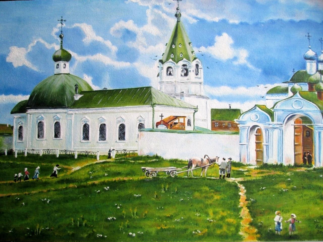 Подведены итоги творческого конкурса, приуроченного ко дню памяти преподобного Серафима Саровского