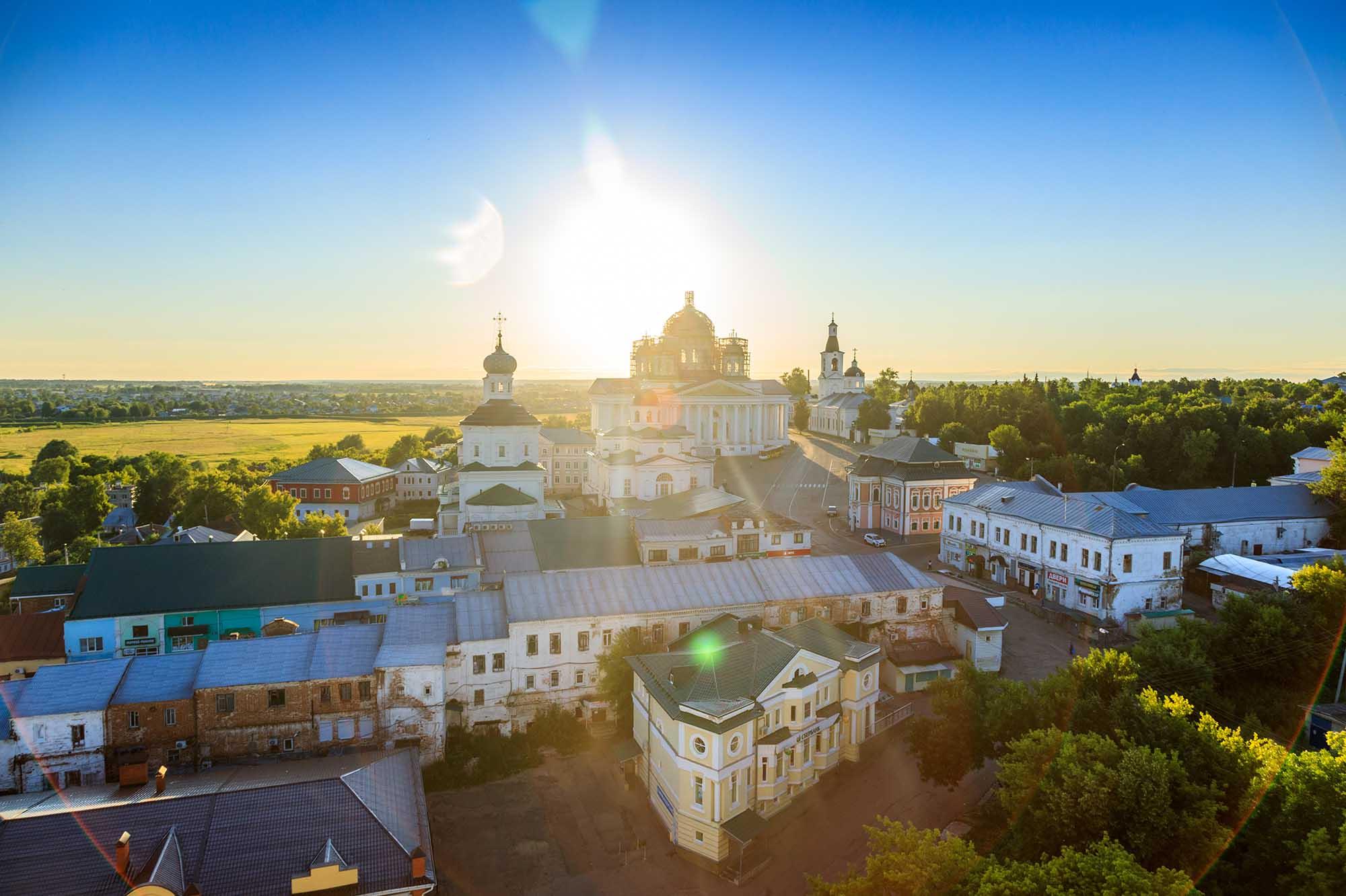 Россияне могут получить кэшбэк до 15 000 рублей при покупке тура по Нижегородской области