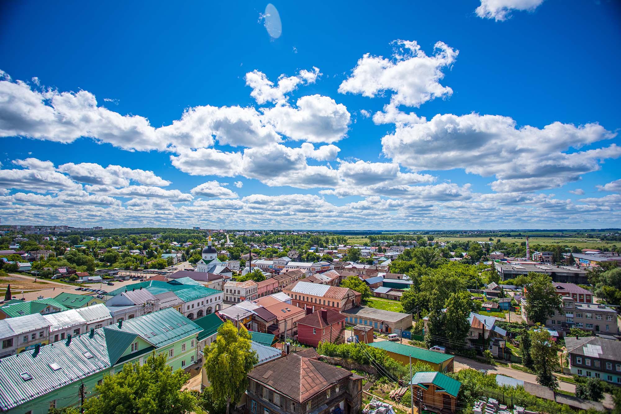 День города в Арзамасе пройдет 29 августа