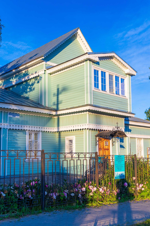 Музей истории Дивеевской обители XX века