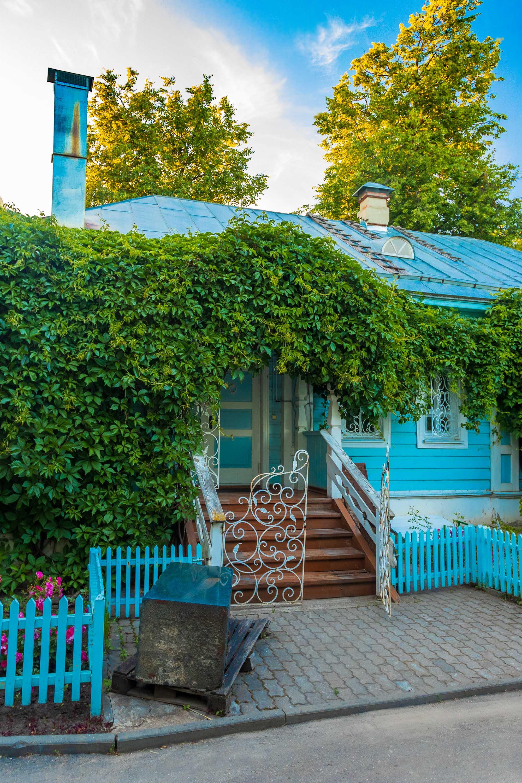 Дом-музей блаженной Параскевы Дивеевской