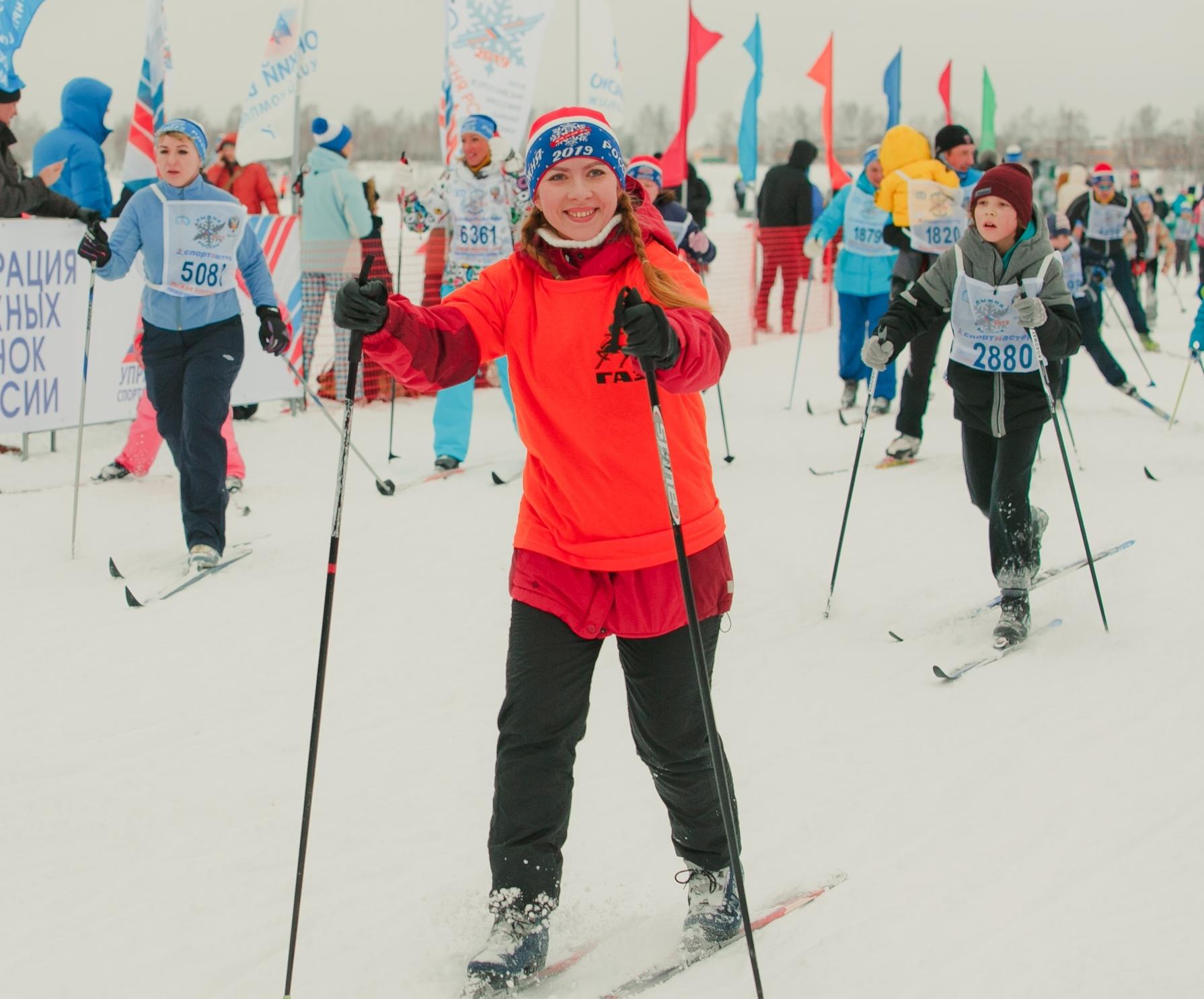 «Лыжня России» переносится на 15 февраля