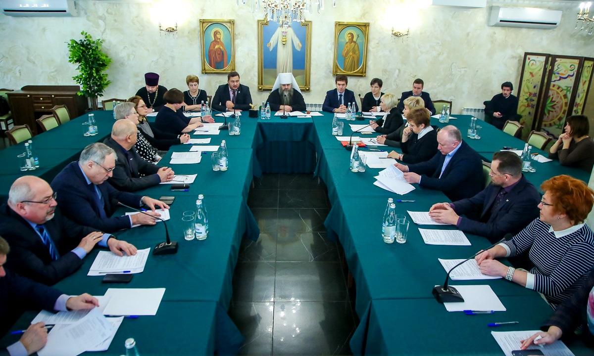 В Нижнем Новгороде обсудили конкурсы «Серафимовский врач» и «Серафимовская сестра милосердия»