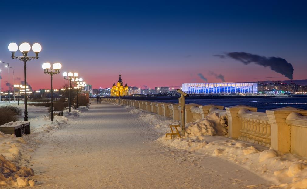 Более 13 миллионов человек узнали о туристском потенциале Нижегородской области
