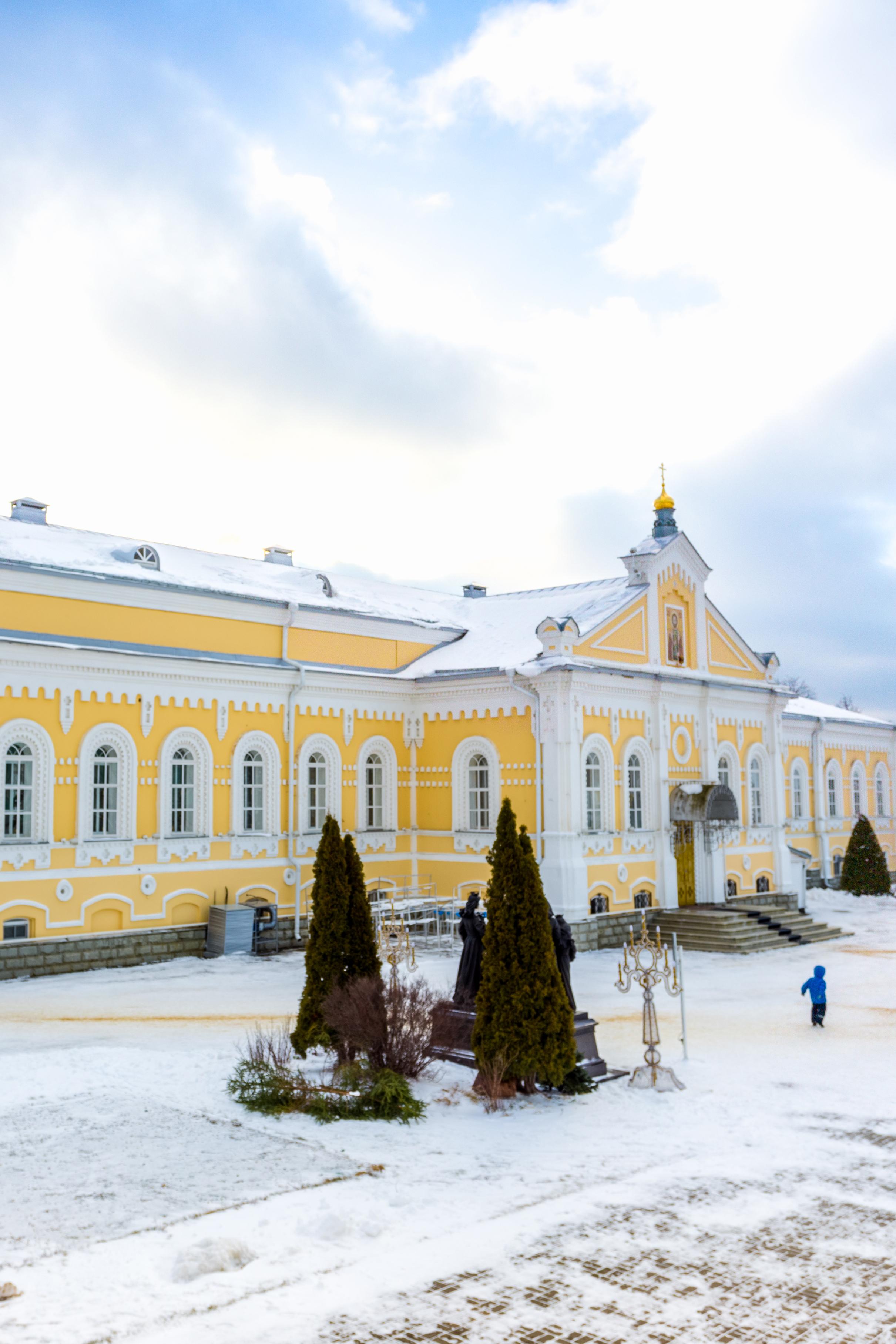 Трапезный храм Александра Невского