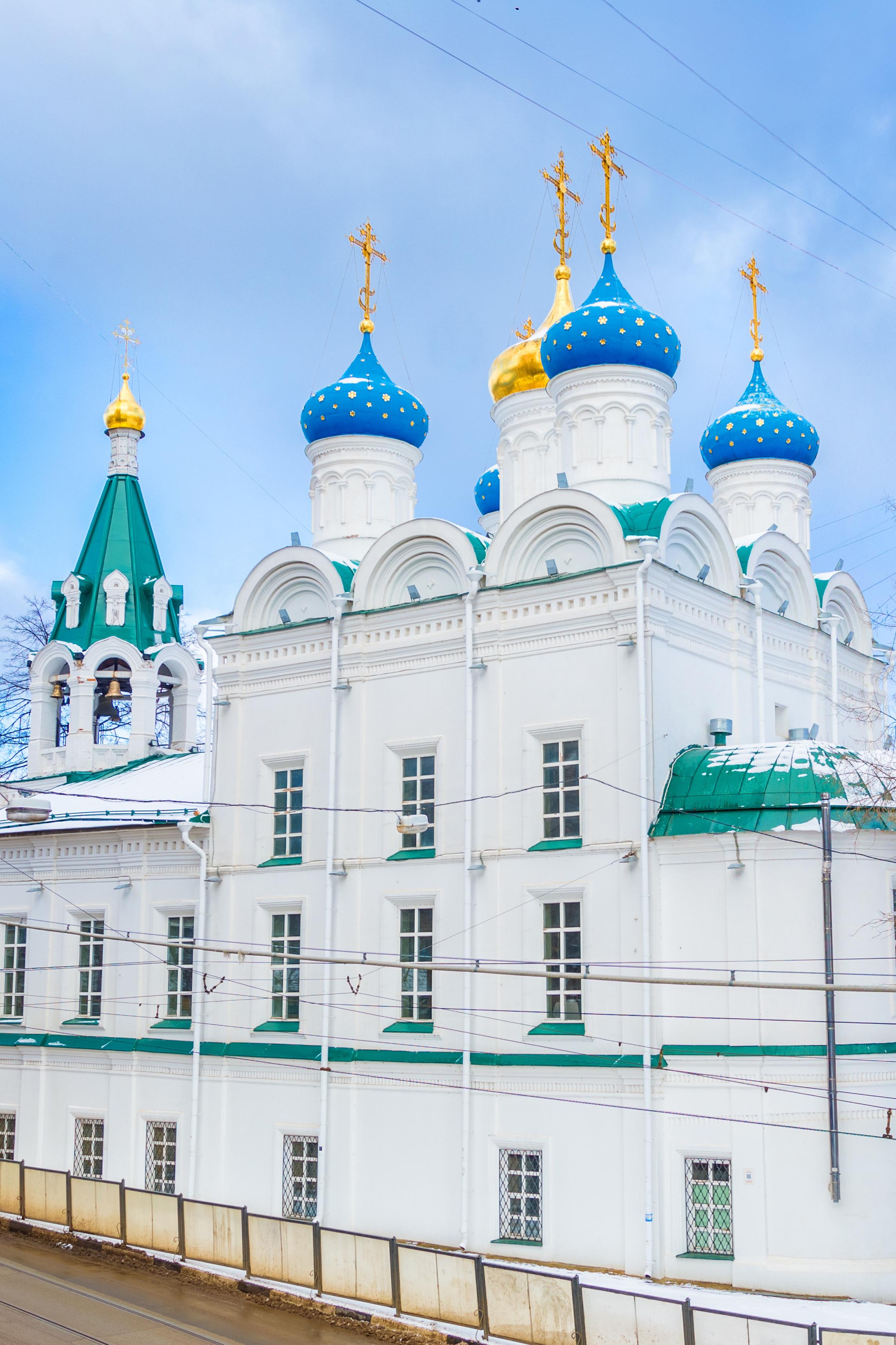 Храм в честь святых Жен Мироносиц
