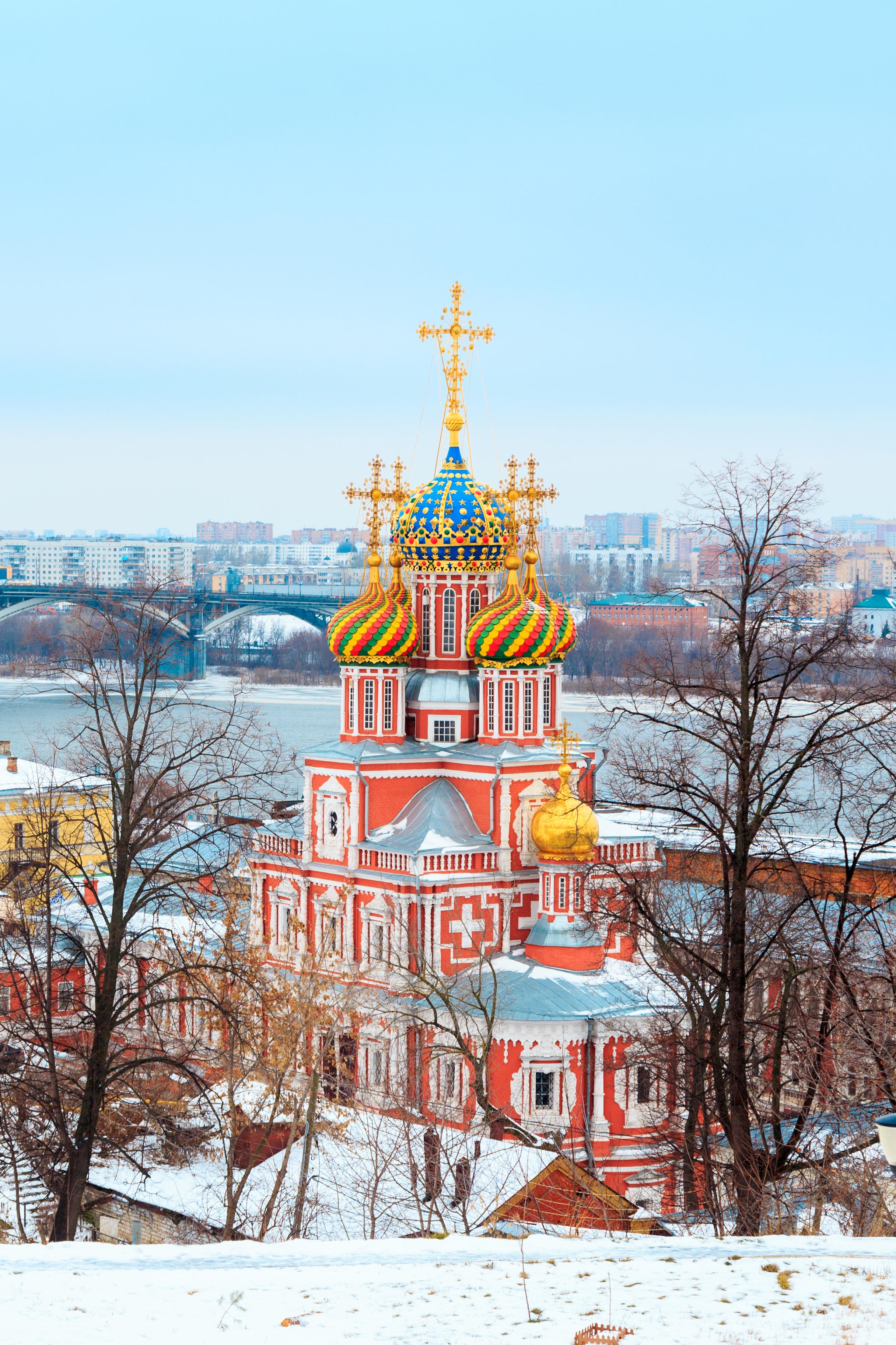 Строгановская церковь