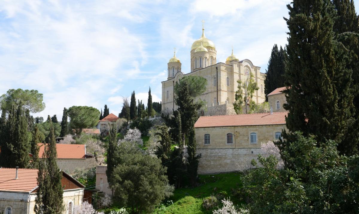 Благочинная Дивеевской обители назначена настоятельницей Горненского монастыря в Иерусалиме