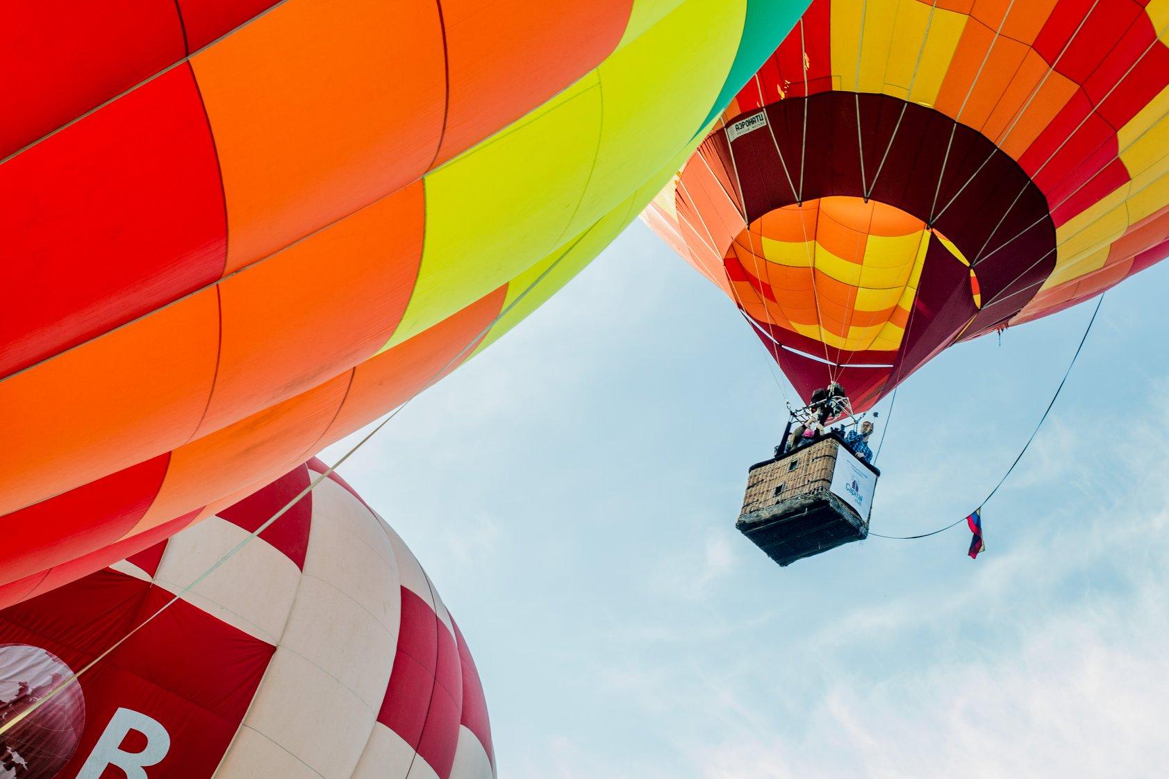Соревнования по воздухоплавательному спорту впервые пройдут в Арзамасе