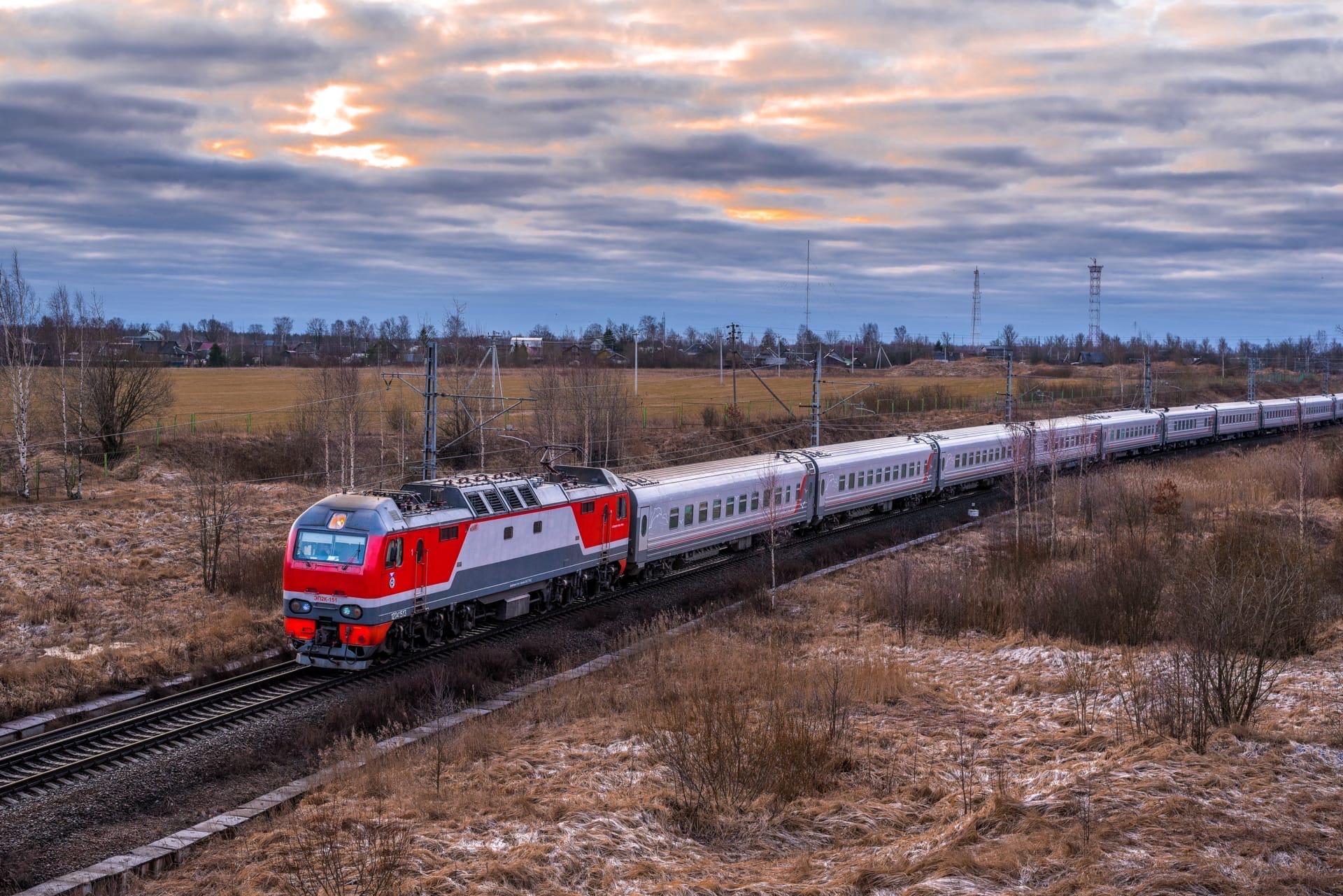 Опубликовано расписание поезда, который свяжет Нижегородскую область с Крымом