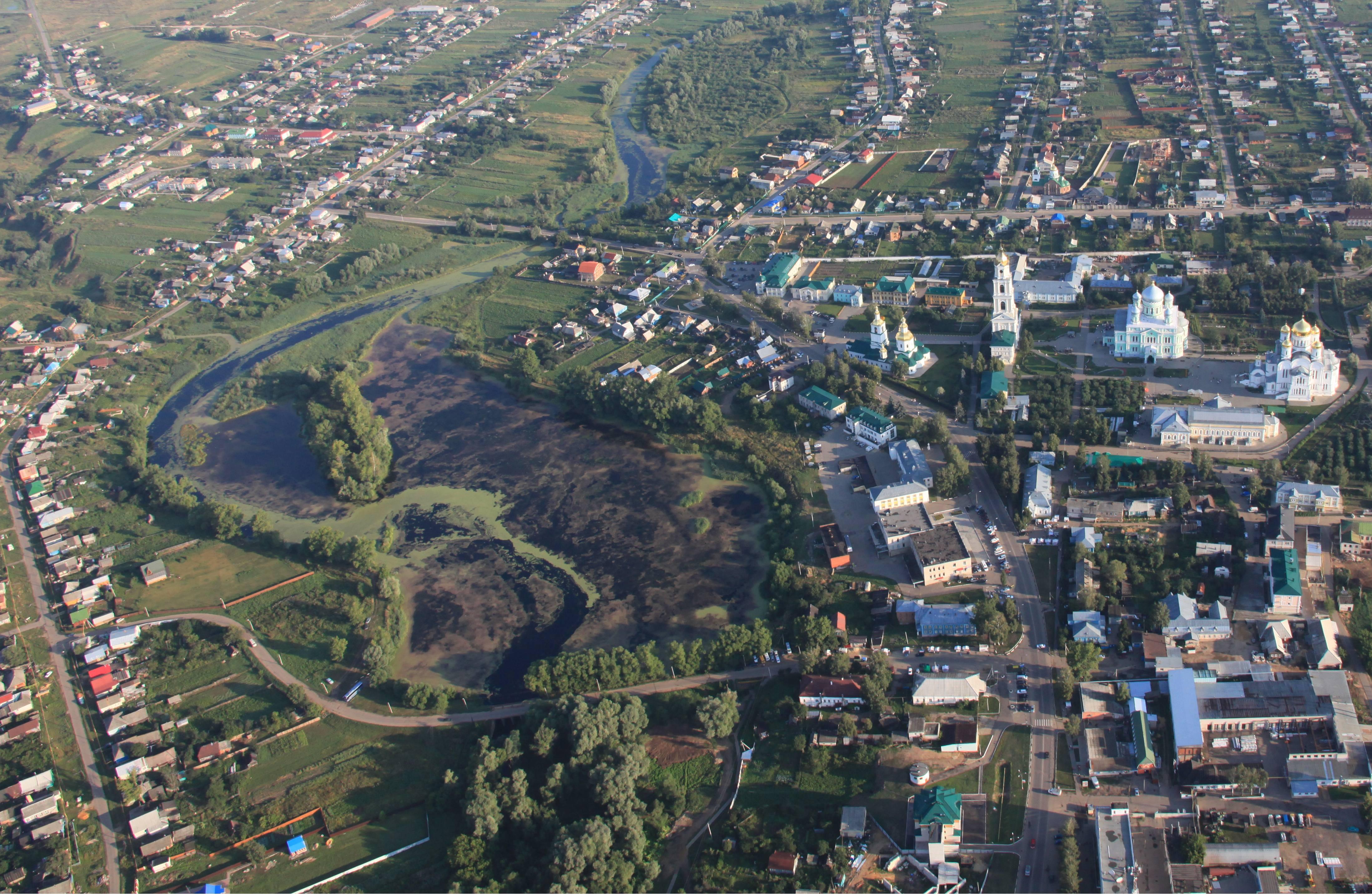 Утверждена проектная документация на расчистку рек Сатис, Вичкинза и Тёша в Нижегородской области