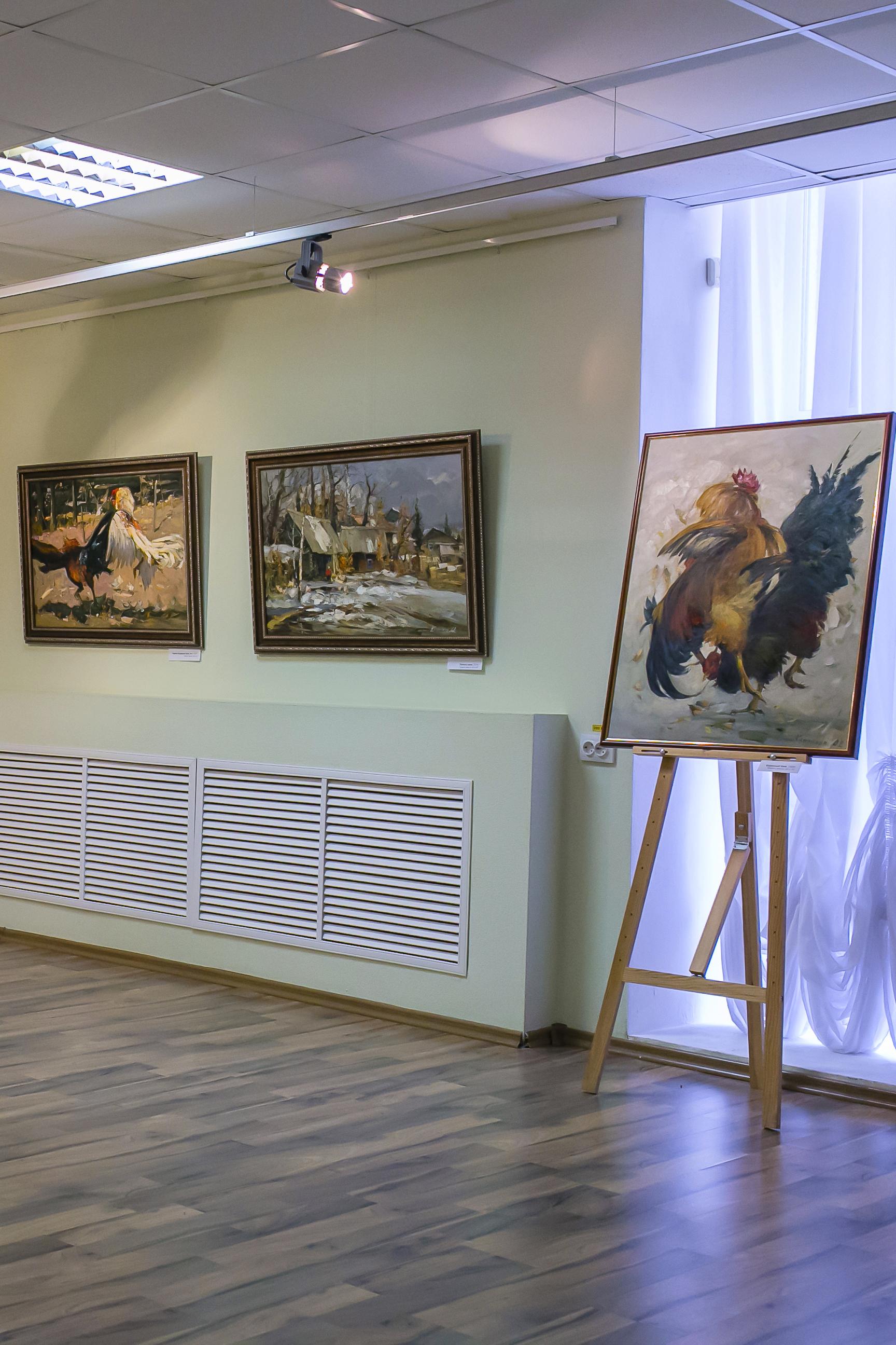 Городская художественная галерея