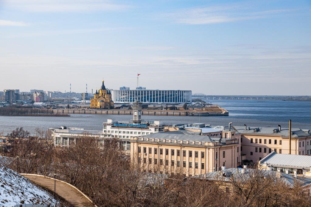 Нижний Новгород вошел в топ-10 городов для виртуальных путешествий по России
