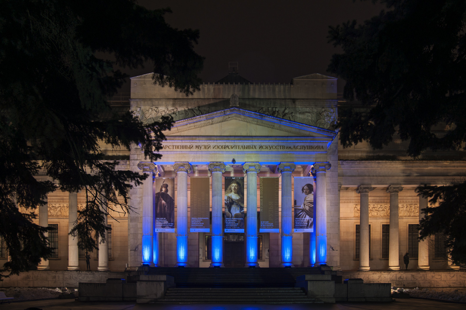 Достопримечательности Нижнего Новгорода будут подсвечены синим в поддержку людей с аутизмом 2 апреля