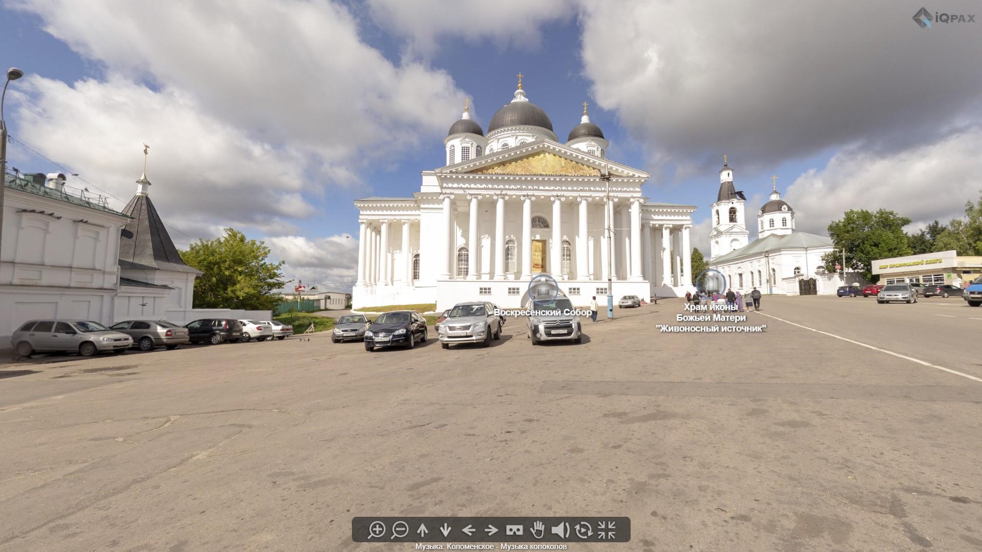 «Серафимова земля» приглашает на виртуальные экскурсии по Арзамасу