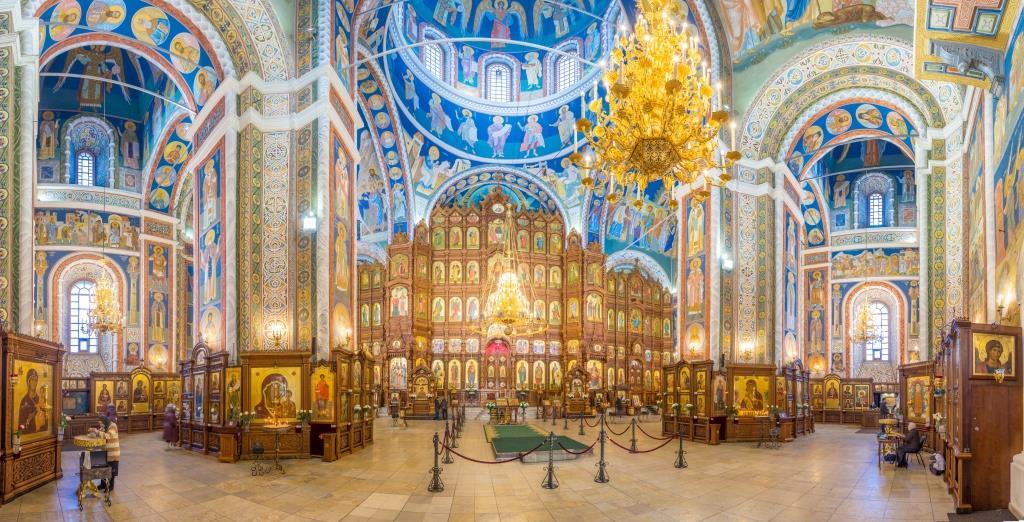 Стало известно расписание онлайн-трансляций богослужений из Невского собора в Нижнем Новгороде