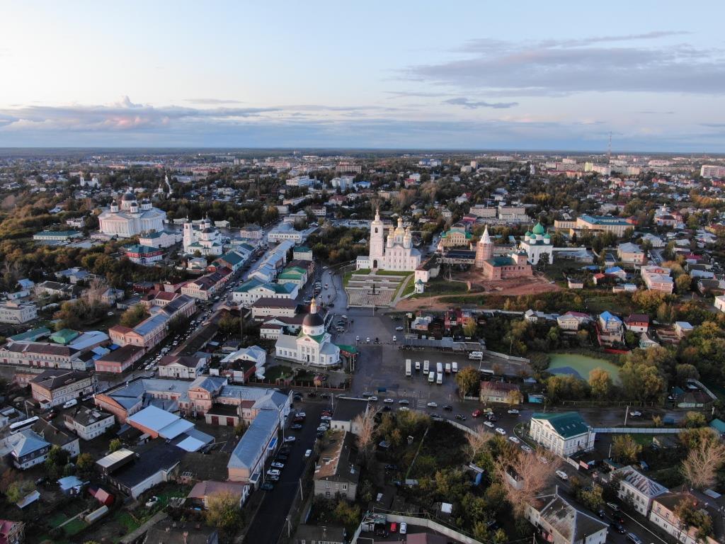 Города Серафимовой земли признаны населенными пунктами с благоприятными для жизни условиями