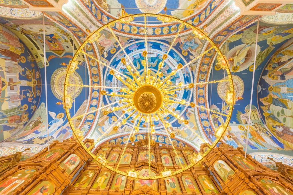 Подать записку в формате онлайн теперь можно и в кафедральный Александро-Невский собор в Нижнем Новгороде