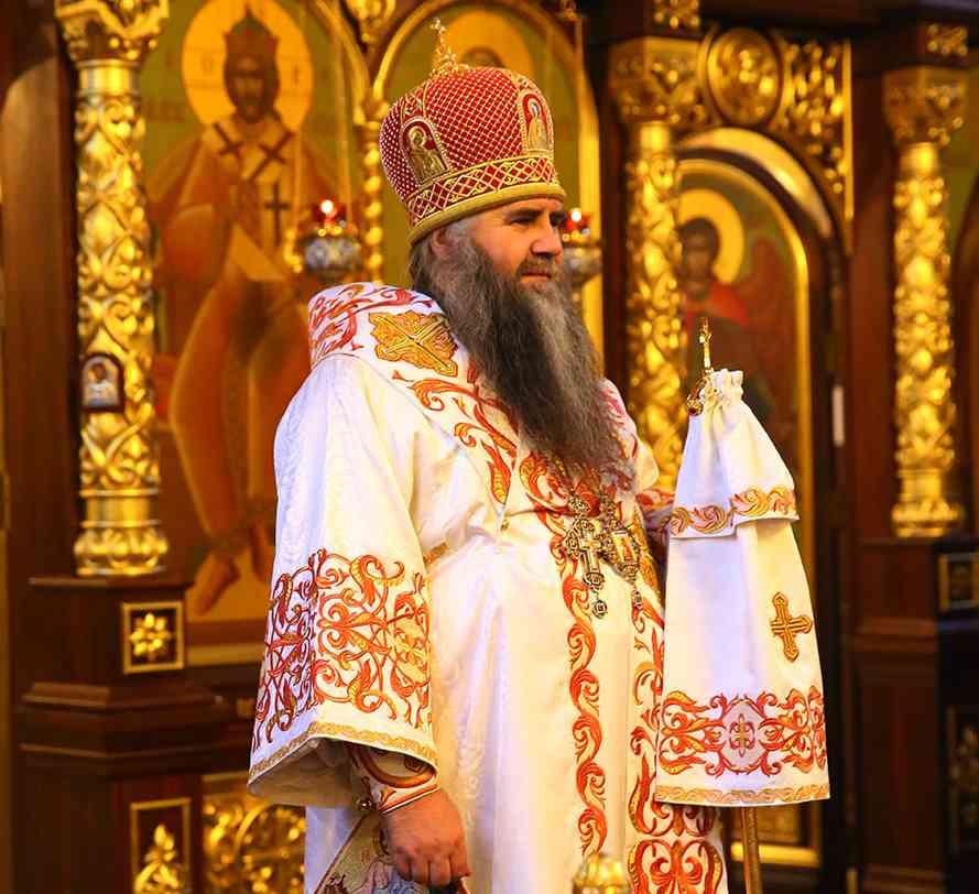 Пасхальное послание митрополита Нижегородского и Арзамасского Георгия