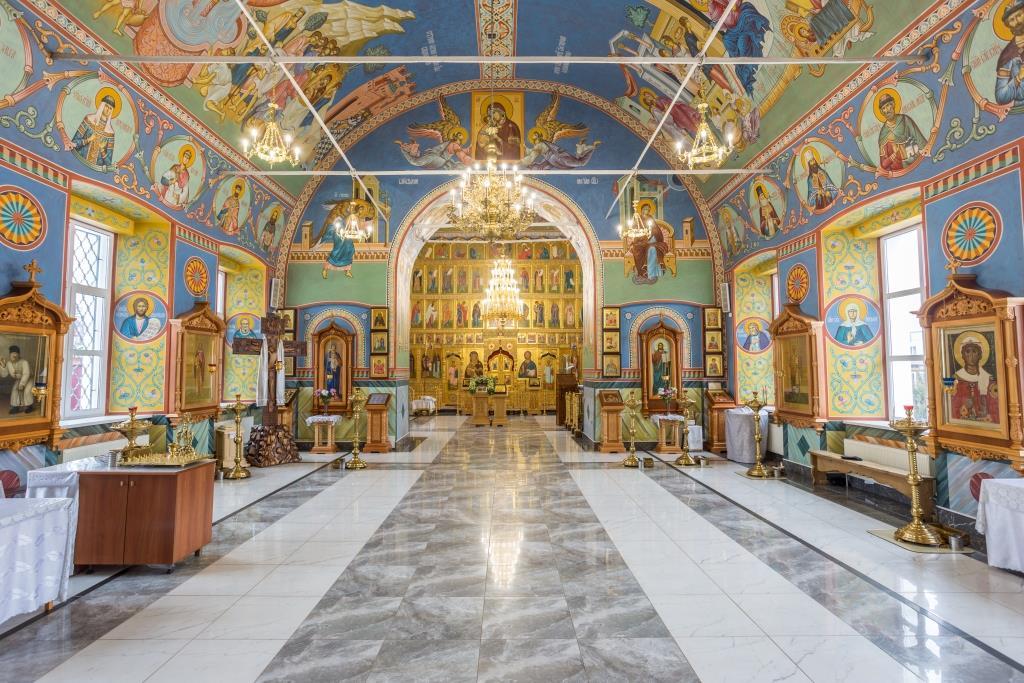 Запрет на проведение служб в храмах и монастырях Нижегородской епархии с участием прихожан продлен по 30 апреля