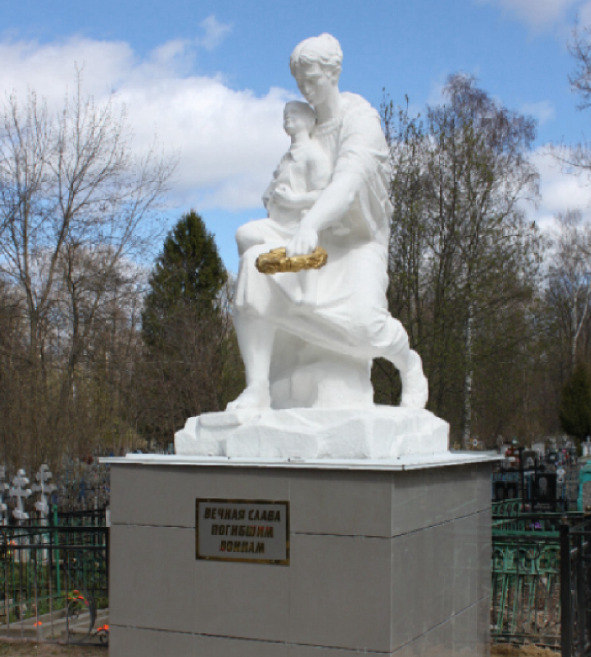 Пять мемориалов отремонтировано ко Дню Победы в Арзамасе