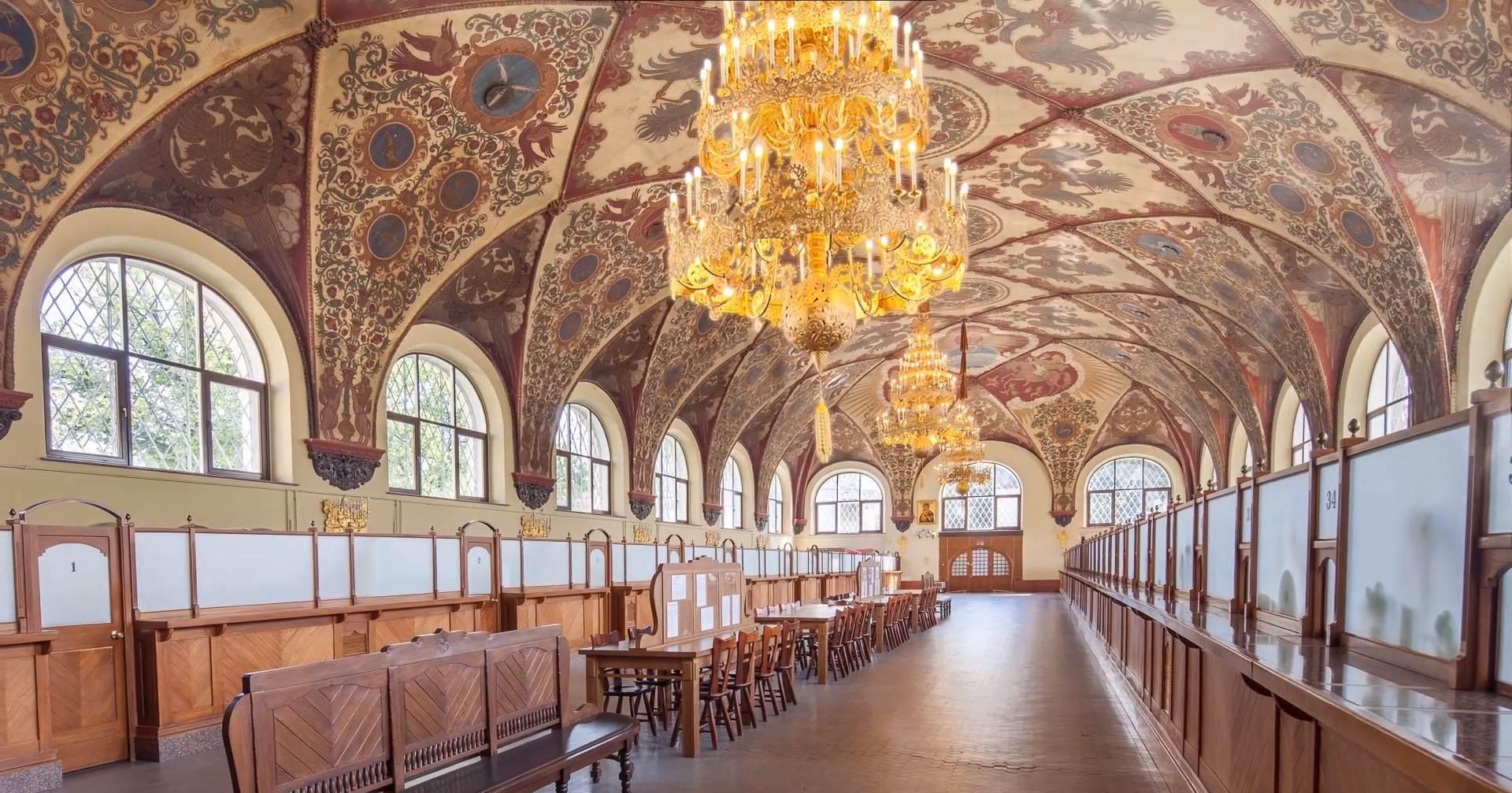 Государственный банк России в Нижнем Новгороде приглашает на онлайн-квест по банковскому зданию на улице Большой Покровской