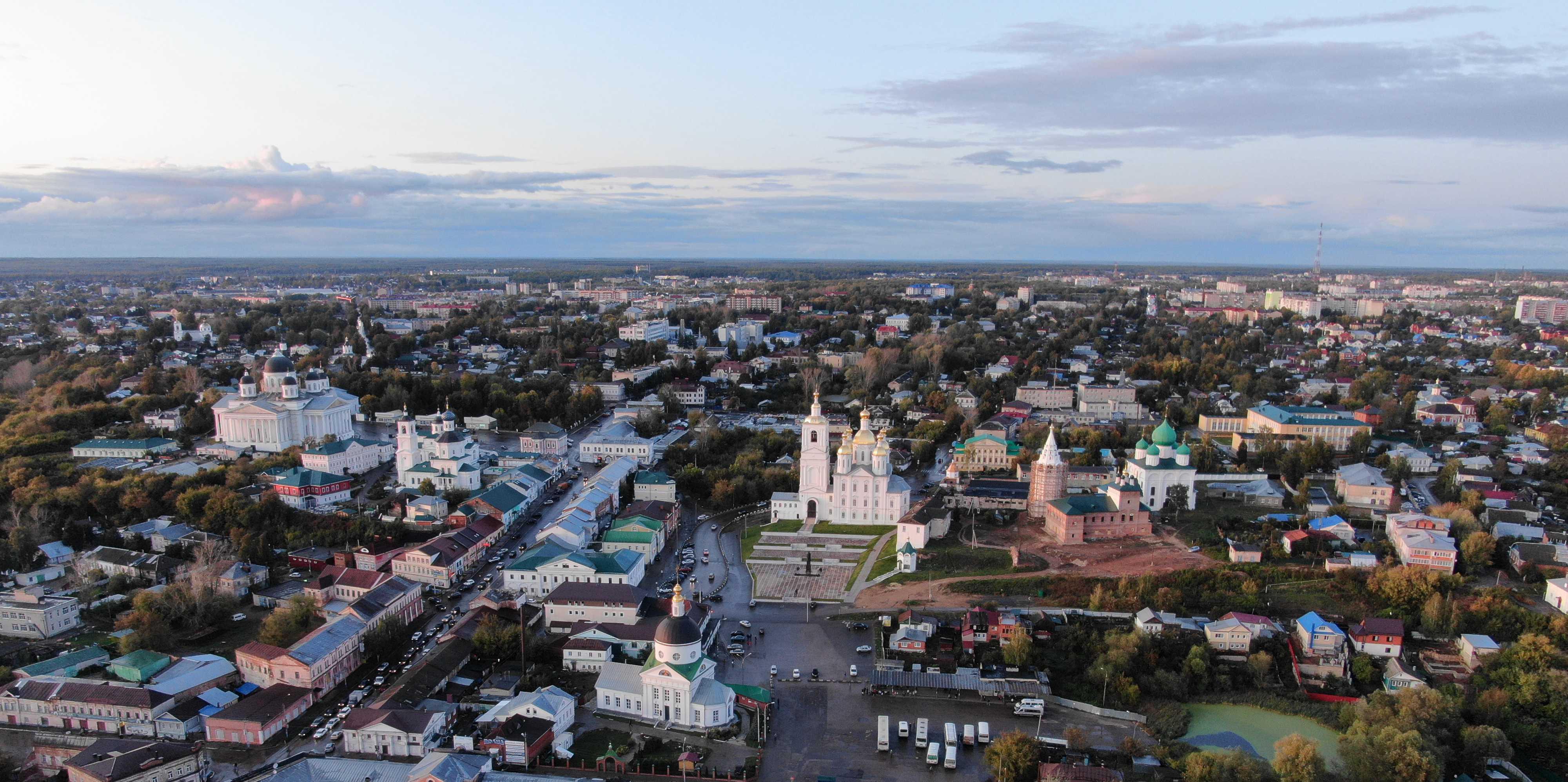 Арзамас и Саров примут участие в конкурсе «Малые города и исторические поселения» 2021 года