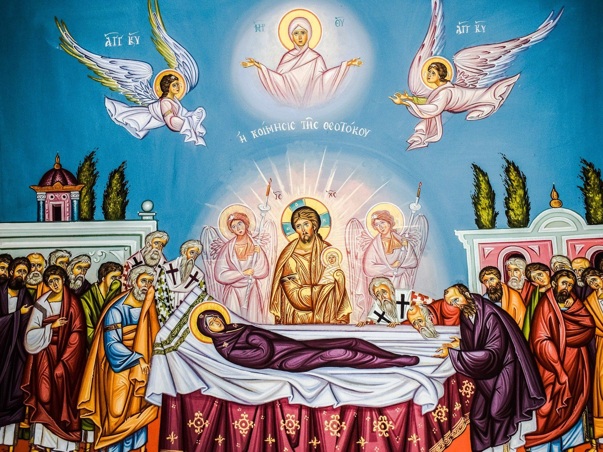 Успение Пресвятой Богородицы: история и значение праздника