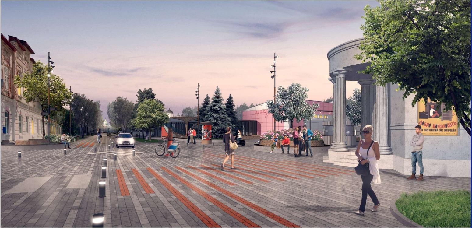 Арзамас и Саров стали победителями конкурса «Малые города и исторические поселения» 2021 года