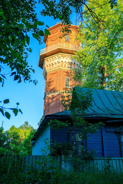 Комплекс водонапорной башни