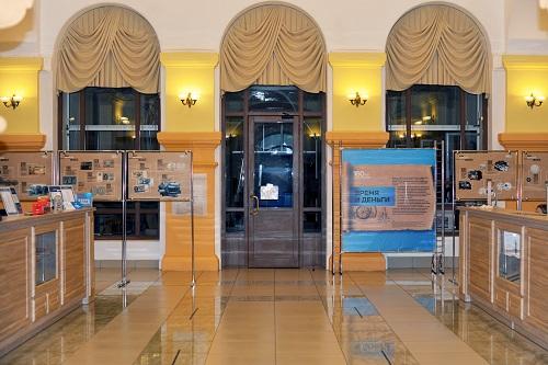Нижегородцев приглашают посетить выставку «Время и деньги»