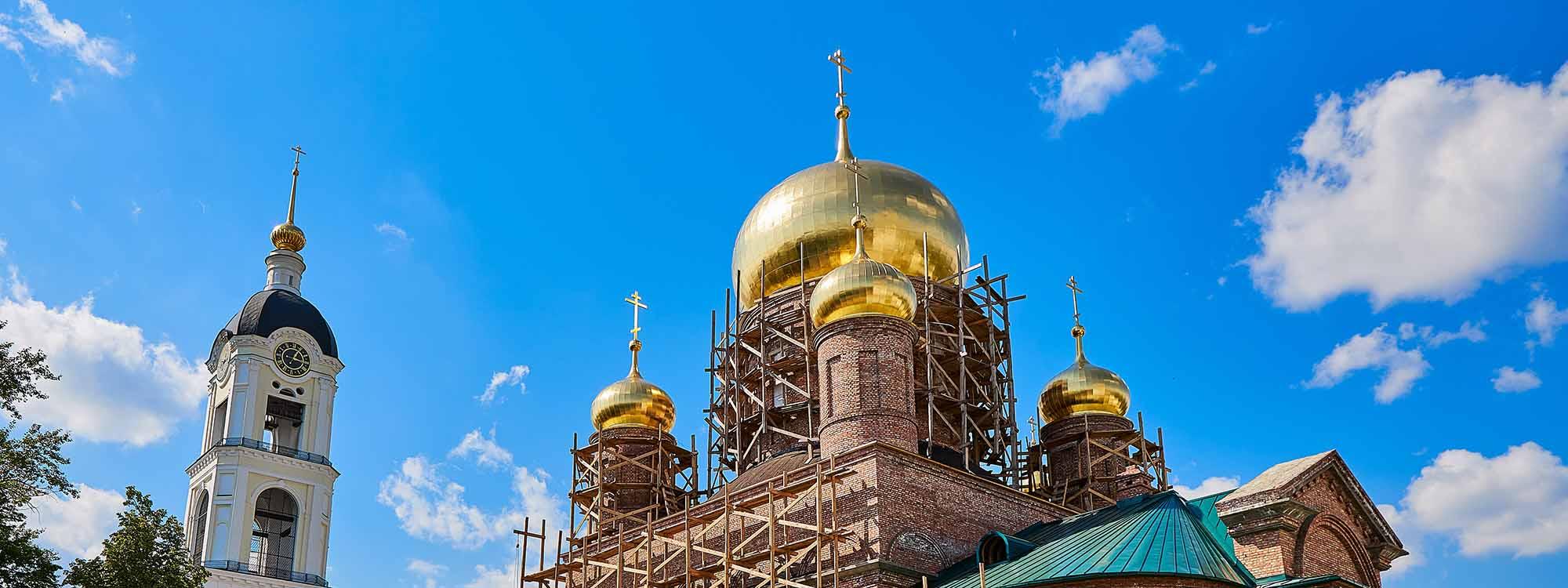 Храм в честь иконы Божией Матери «Живоносный Источник»