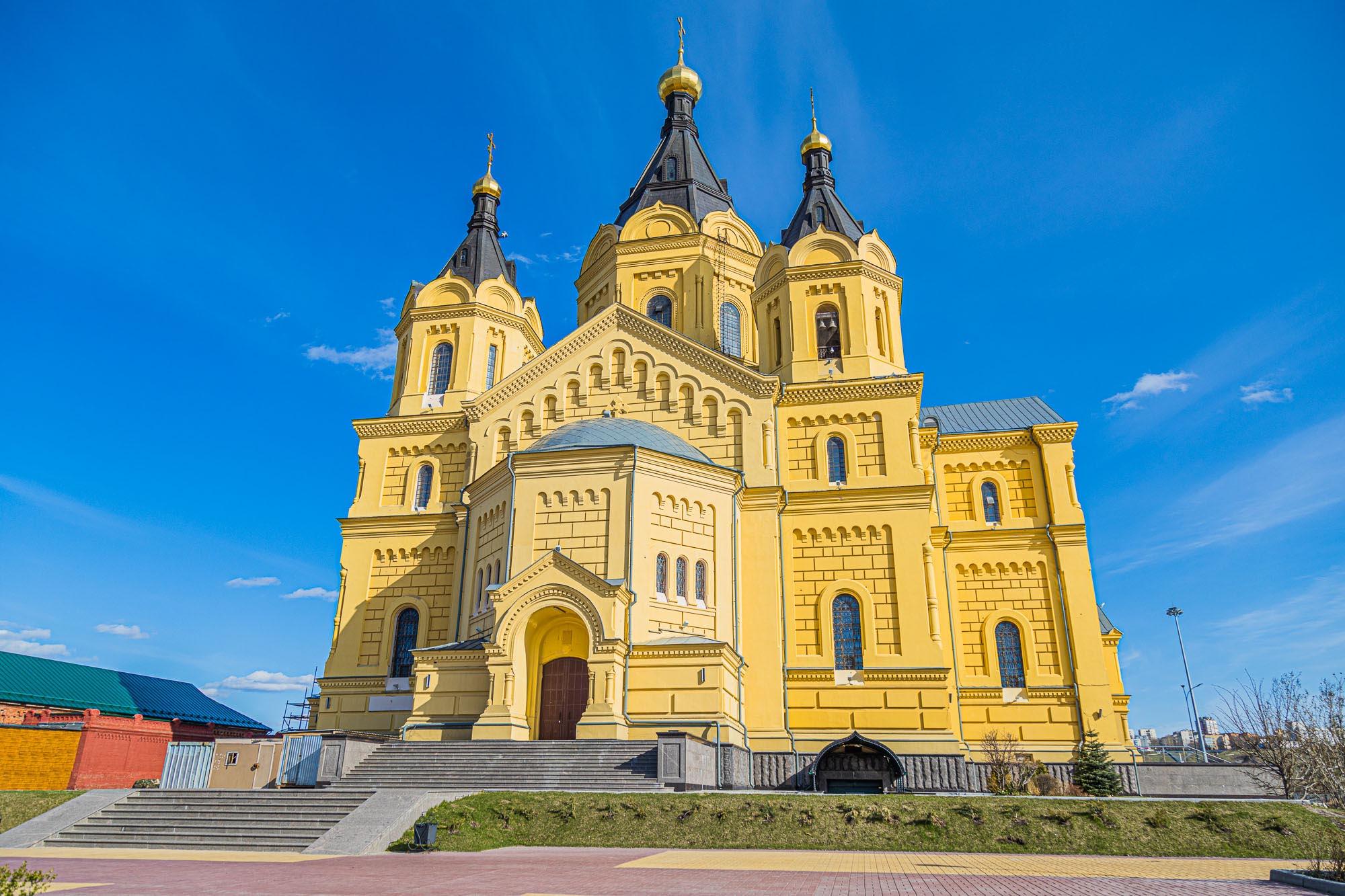 Расписание онлайн-трансляций богослужений с 14 по 20 сентября