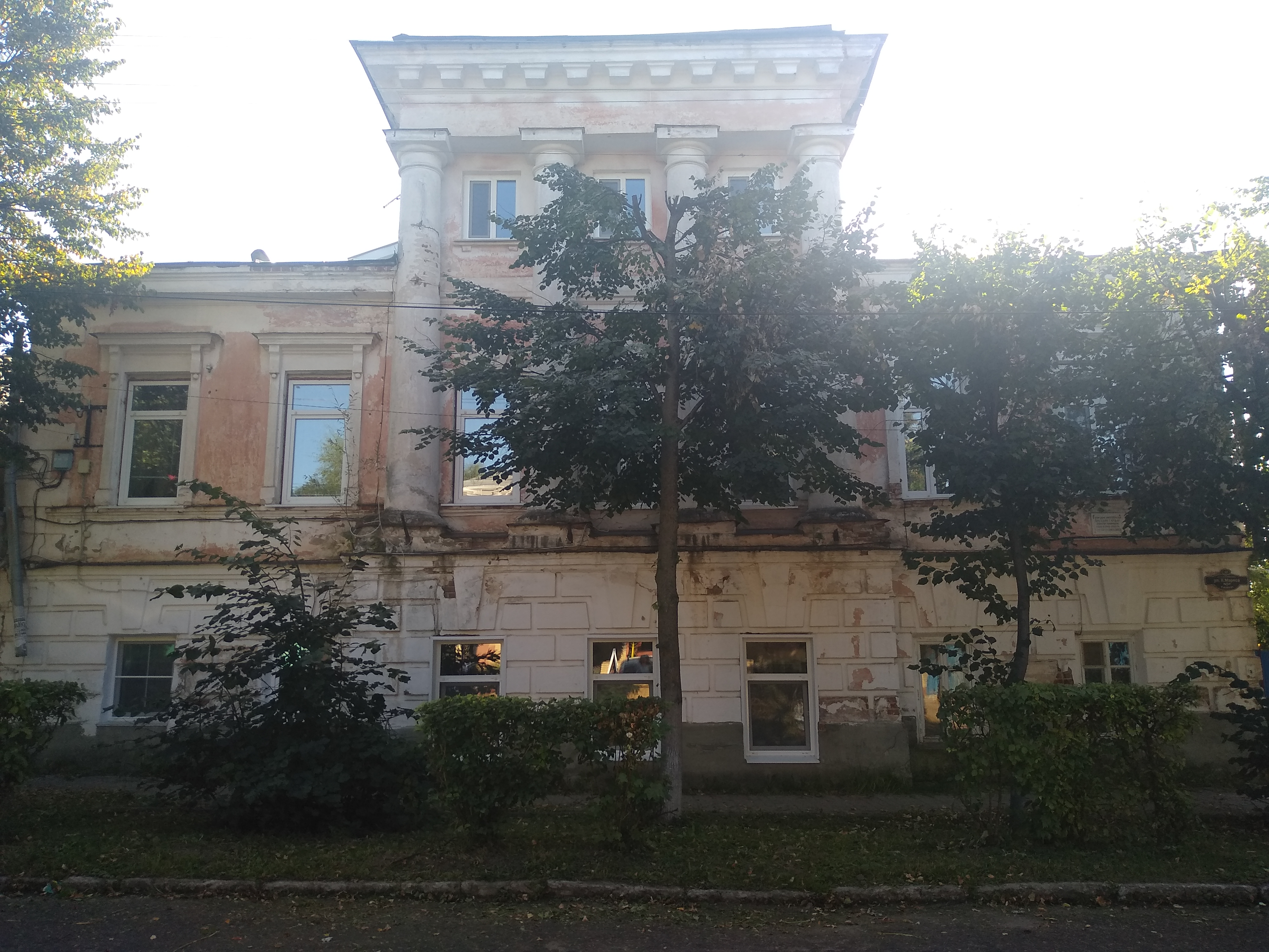 Жилой дом Дорошевского. Фото: Елена Малыгина