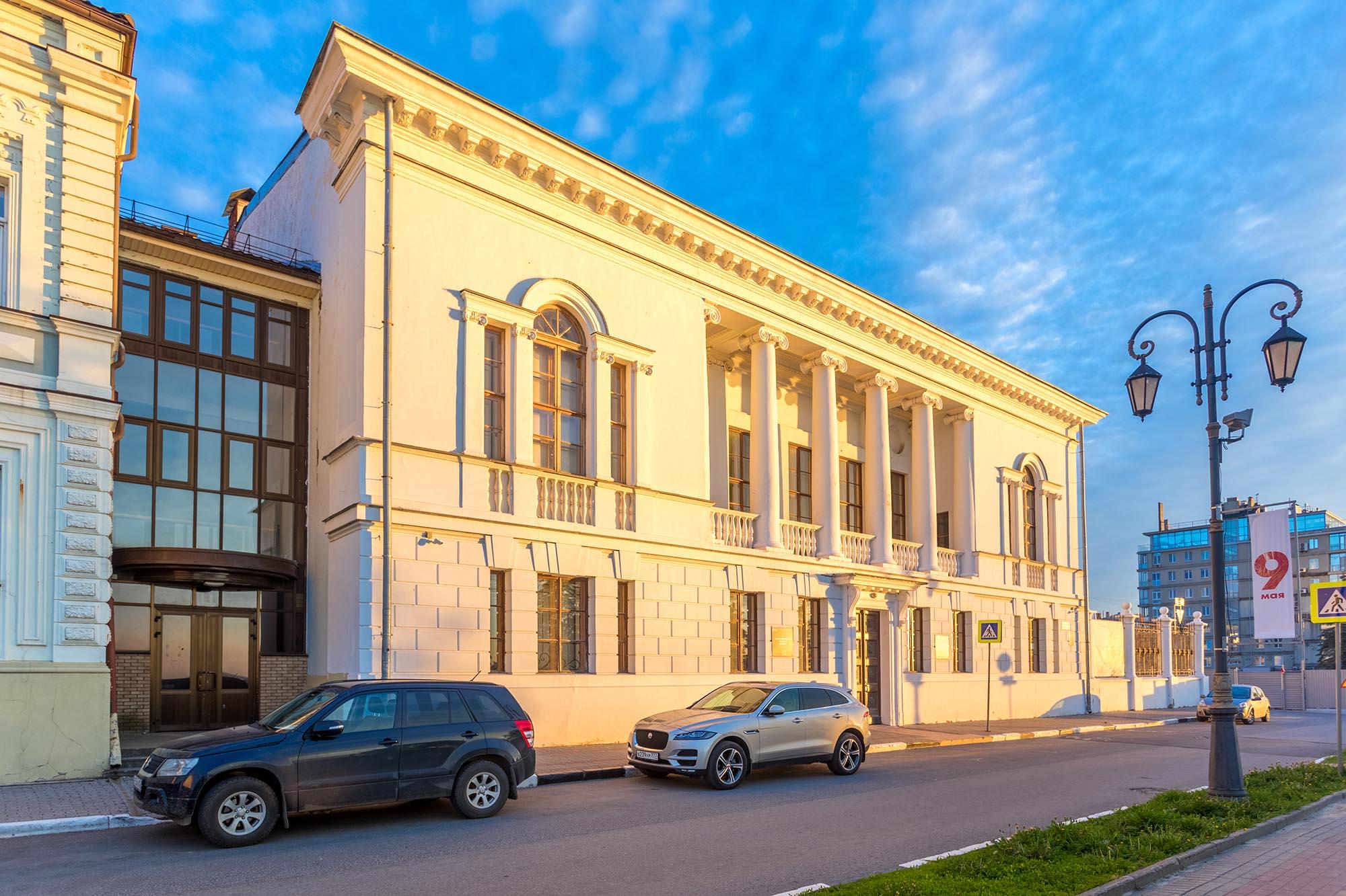 Реставрационно-восстановительные работы в доме Сироткина в Нижнем Новгороде продолжатся до конца 2020 года