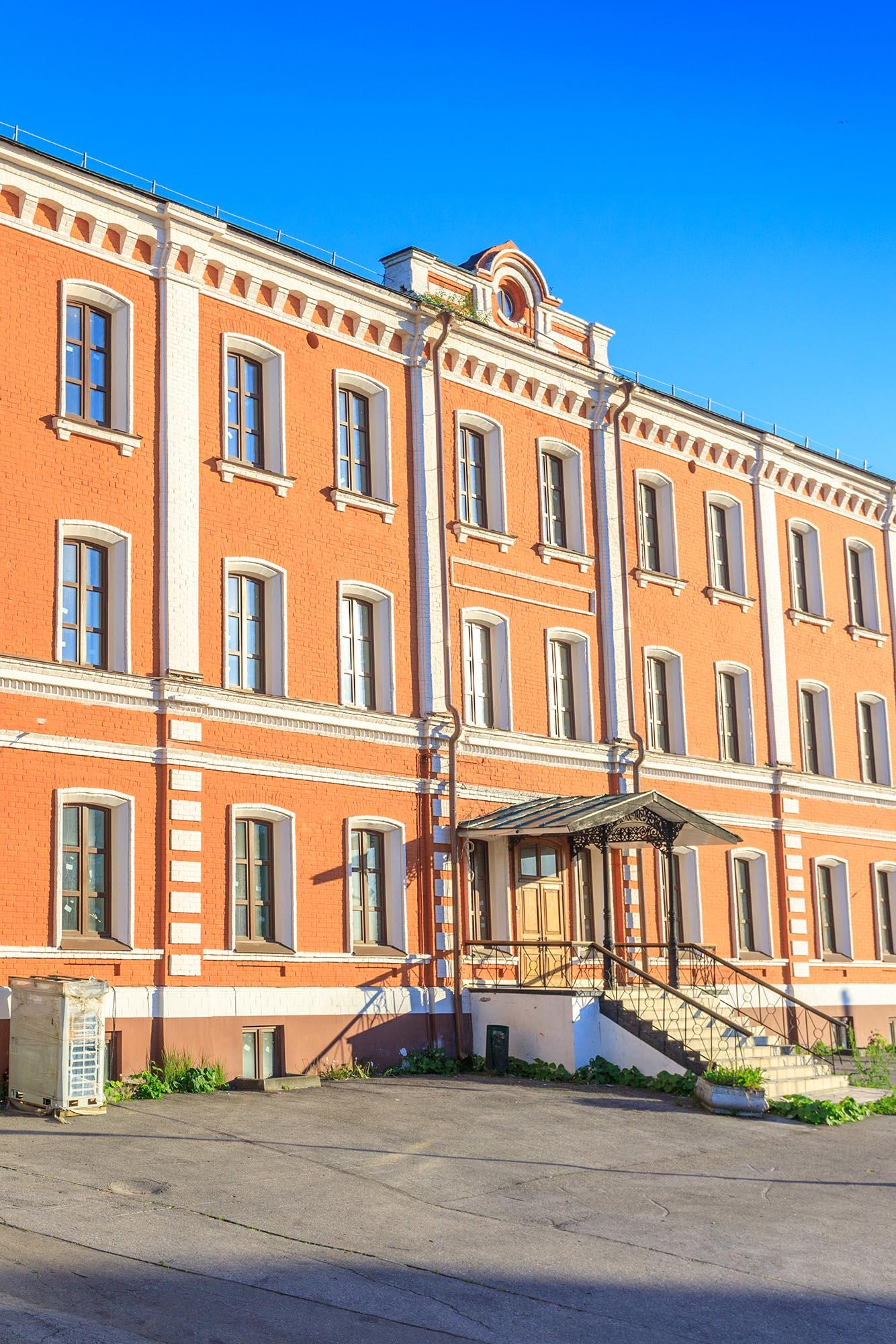 Ночлежный дом Бугрова