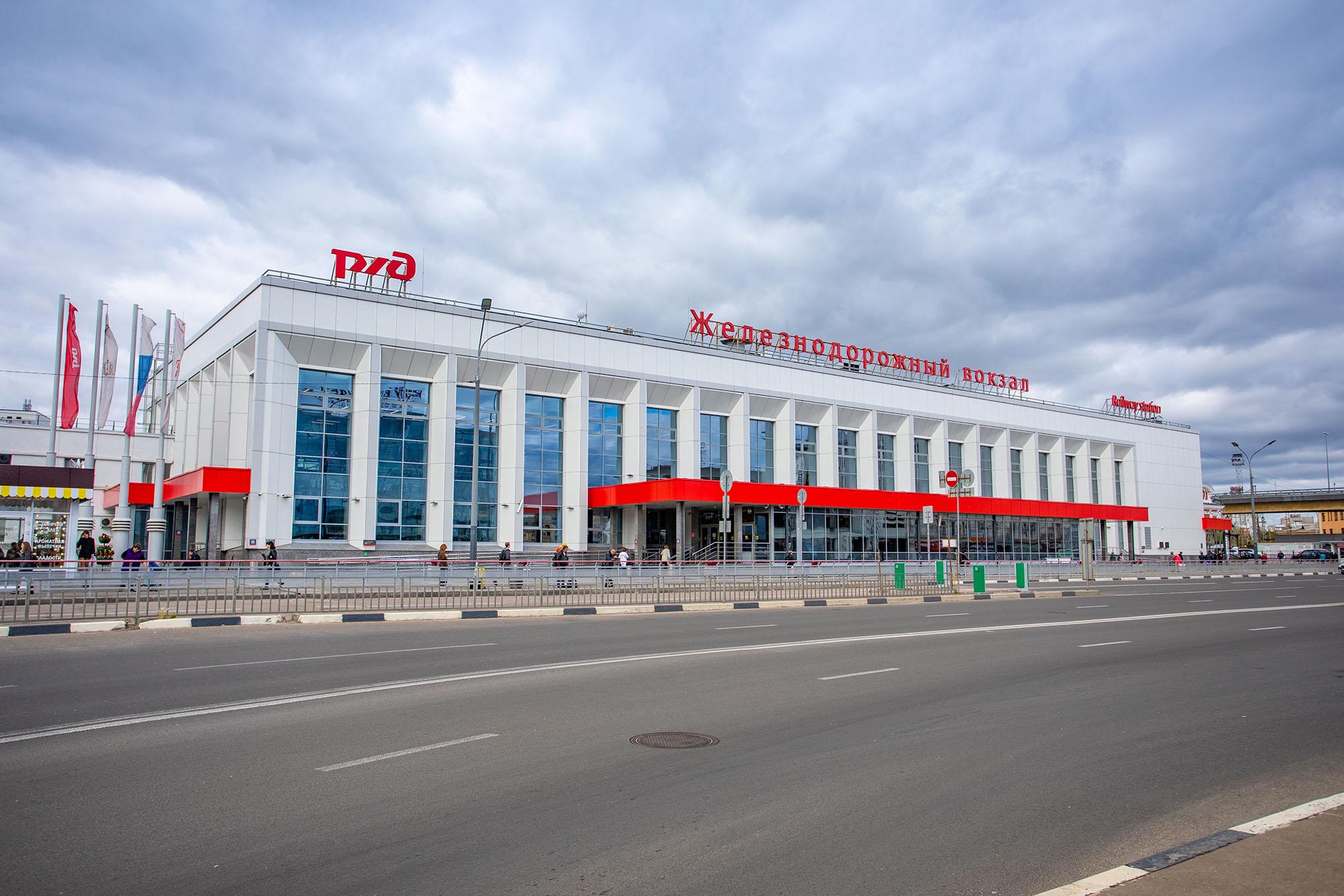 Экскурсионный электропоезд совершит рейс в Нижнем Новгороде 25 сентября