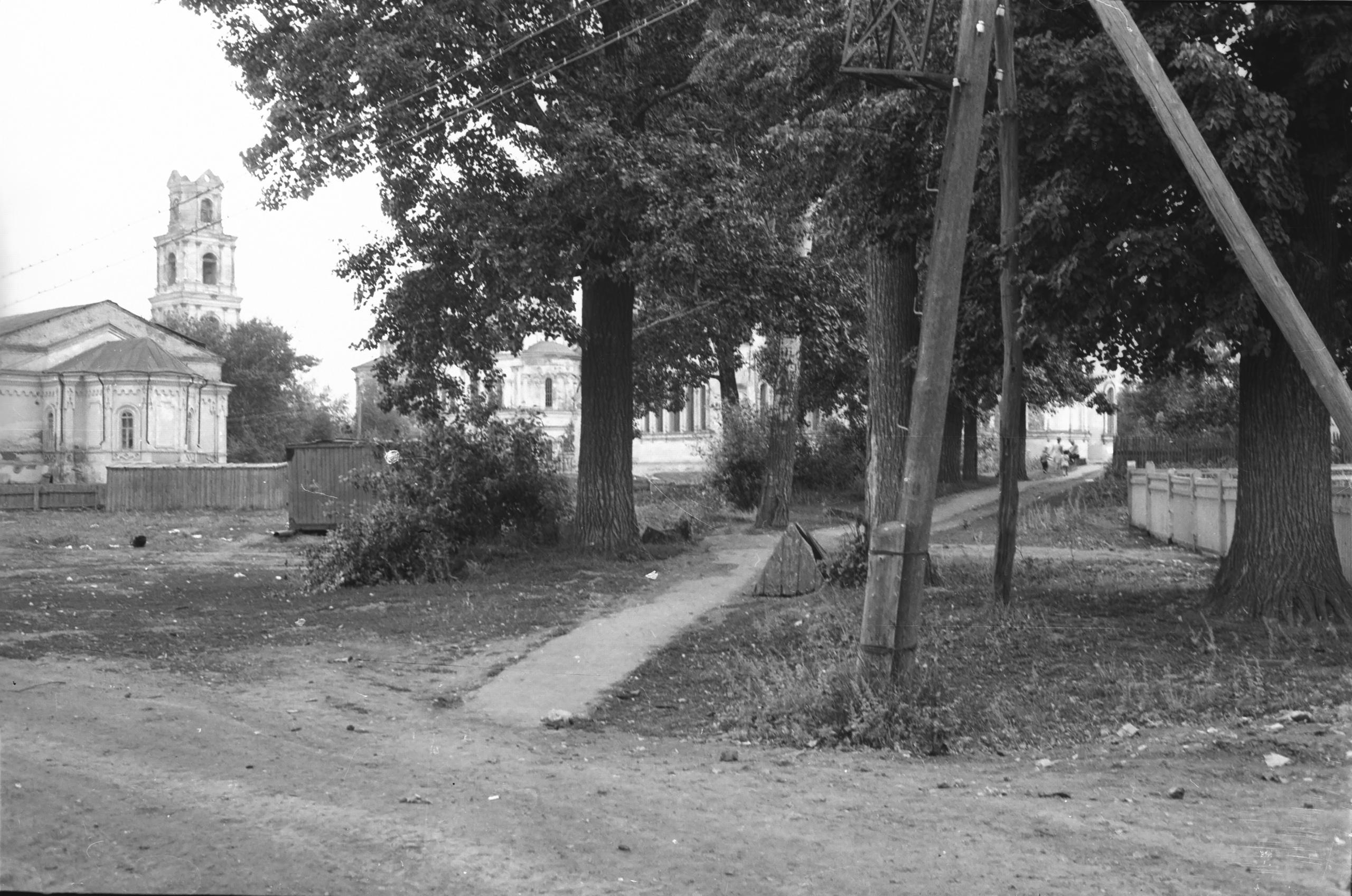 Канавка, 1990 год. Фото: Свято-Троицкий Серафимо-Дивеевский монастырь